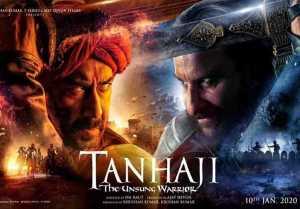 Ajay Devgn gets CRAZY reactions for Tanhaji The Unsung Warrior look