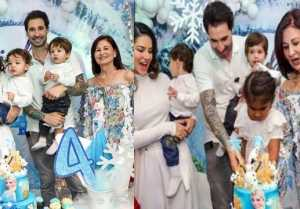 Sunny Leone celebrates her daughter Nisha Kaur's birthday in special way