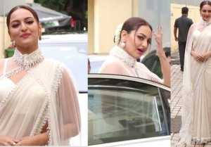 Dabangg 3 Trailer Launch: Sonakshi Sinha looks stunning at Trailer Launch event