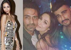 Malaika Arora birthday party attended by Arjun Kapoor, Kareena Kapoor & others