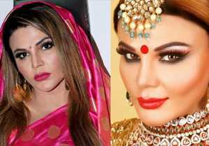 Rakhi Sawant's first Karwa Chauth will Amazed you