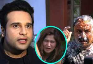 Bigg Boss 13: Krushna Abhishek lashes out at Siddharth Dey for insulting Aarti Singh