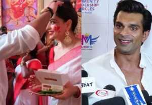 Karan Singh Grover talks on his love goals with Bipasha Basu ;Watch video