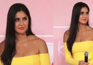 Katrina Kaif look stunning at her own makeup launch; Watch Video