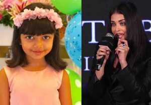 Aishwarya Rai Bachchan breaks silence on her working with Aaradhya Bachchan