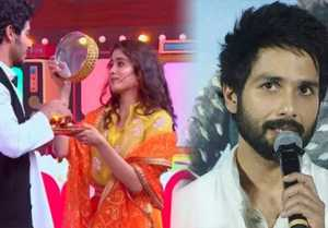 Shahid Kapoor gives This adive to Jhanvi Kapoor & Ishaan Khatter for their relationship