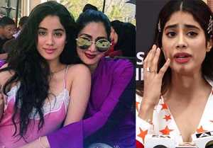 Jhanvi Kapoor always follow mother Sridevi's this advise ;Watch video