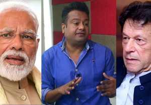 Deepak Kalal wants Narendra Modi & Imran Khan to Kiss | EXCLUSIVE INTERVIEW