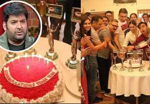 The Kapil Sharma Show: Kapil misses celebration of six awards for show