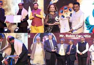 Amitabh Bachchan gets Felicitates at IFFI & other attractions of IFFI 2019