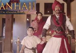 Ajay Devgn's Tanhaji Trailer gets awesome response from Salman Khan