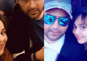Kapil Sharma celebrates Ginni Chatrath's birthday in special way; Check out