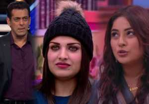 Bigg Boss 13: Shehnaz Gill gets realty check by Salman Khan in her & Himanshi's fight