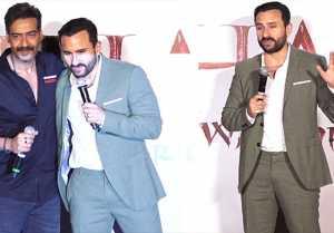 Ajay Devgan paired by Saif Ali Khan ;Watch video