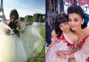 Aishwarya Rai & Abhishek Bachchan's daughter Aaradhya turns 8 |Check Out