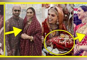 Deepika Padukone repeats her chooda ceremony outfit for Golden Temple visit