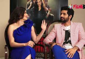 Rapid fire with vardhan Puri & Shivaleeka oberoi for yeh saali aashiqui
