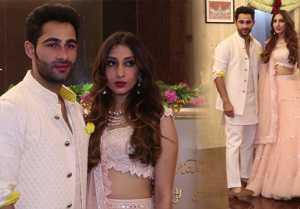 Kareena Kapoor's brother Armaan Jain-Anissa Malhotra's Roka ceremony will win your heart