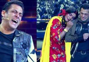 Bigg Boss 13 Weekend Ka Vaar : Salman Khan now married !   Sunil Grover