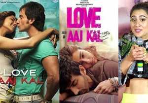 Sara Ali Khan shares her feelings to do Love Aaj Kal;Watch video
