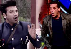 Bigg Boss 13 : Paras Chhabra INSULTS Salman Khan during weekend ka vaar