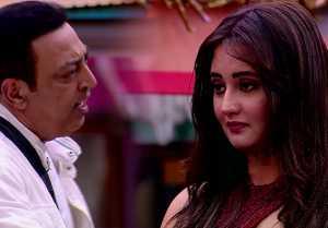 Bigg Boss 13: Vindu Dara Singh angry on Rashami Desai's game