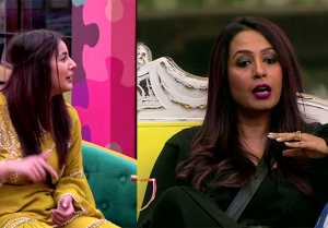 Bigg Boss 13: Shehnaz Gill gives this reaction after Kashmira Shah's entry in house