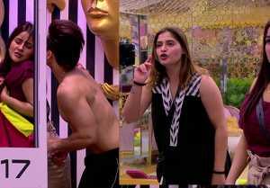 Bigg Boss 13; Shehnaz Gill's funny Mimicry of Arti Singh