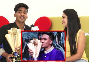 Indian Idol 11 Winner: Sunny Hindustani Exclusive Interview after winning trophy