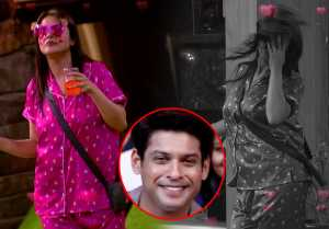 Mujhse Shaadi Karoge: Shehnaz Gill misses Siddharth Shukla during Pool Party