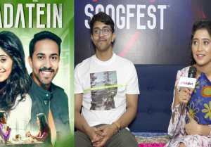 Shivangi joshi & suraj talks about their song Aadatein, Exclusive interview