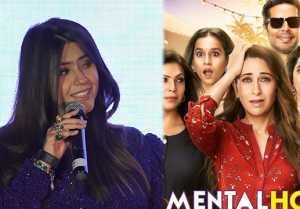 Ekta Kapoor talks on Karishma Kapoor's Digital Debut Mentalhood;Watch video