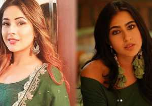 Shehnaz Gill to do playback singing for Sara Ali Khan ?; Check Out Here