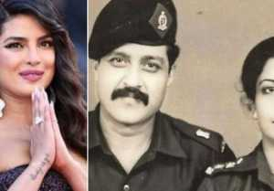 Priyanka Chopra shares a tribute pic of her parents om memorial Day