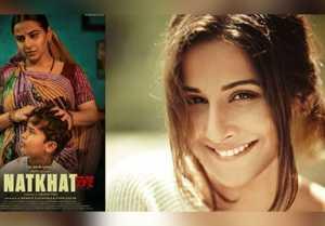 Vidya Balan turns Producer with her first short film Natkhat
