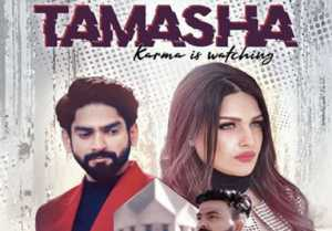 Himanshi Khurana's new song Tamasha poster released; Check out