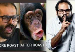 Kunal kamra gets trolled for roasting carryminati in aaja beta carry teko roast sikhaye