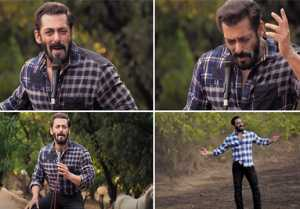 Salman Khan's new song Bhai Bhai gets awesome response from his Fans