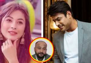 Shehnaz Gill says partner to Siddharth Shukla in between papa's controversy