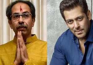 Salman donates hand sanitisers to Mumbai Police, CM Uddhav Thackeray lauds him