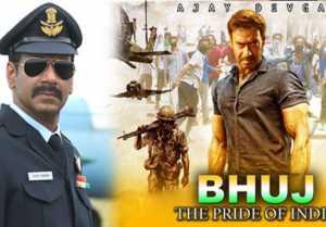 Ajay Devgan's Upcoming film Bhuj The Pride of India to be released on Digital platform