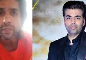 Actor Puneet Vashist talks about karan Johar and Nepotism exclusively