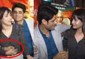 Sushant Ankita: When Ankita GETS uncomfortable by Sandip during PM Modi screening