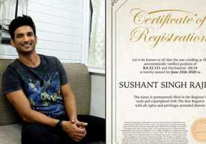Sushant Singh Rajput's fans gives this big tribute: Sushant Shins In solar