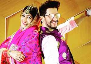 Manish Raisinghan married with Sangeeta Chauhan, Weeding Photoshoot