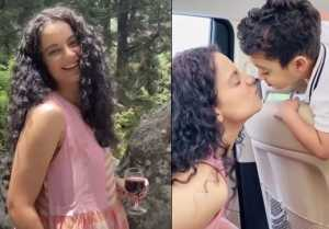 Kangana Ranaut organises a fun picnic for her family;Watch video