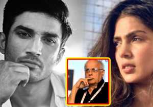 Sushant Singh Rajput talked to Mahesh Bhatt Girlfriend Rhea Chakraborty