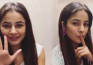 Shehnaaz Gill feels Happy for 5 Million followers on Instagram; Watch Video