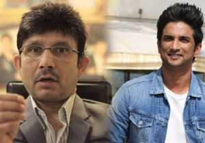 Sushant Singh Rajput fans lashes out at KRK for spoiling Sushant Image