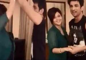 Sushant's Dil Bechara Co-Star Swastika Mukherjee remembers him:Watch video